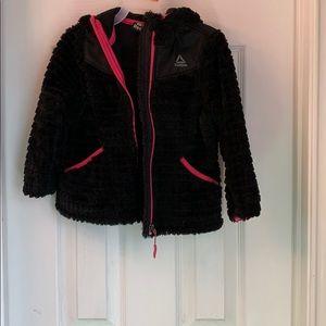 Reebok toddler girl jacket